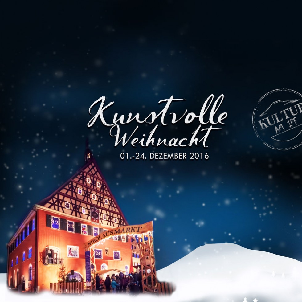 kunstvolle weihnacht kalender am bopfinger rathaus. Black Bedroom Furniture Sets. Home Design Ideas